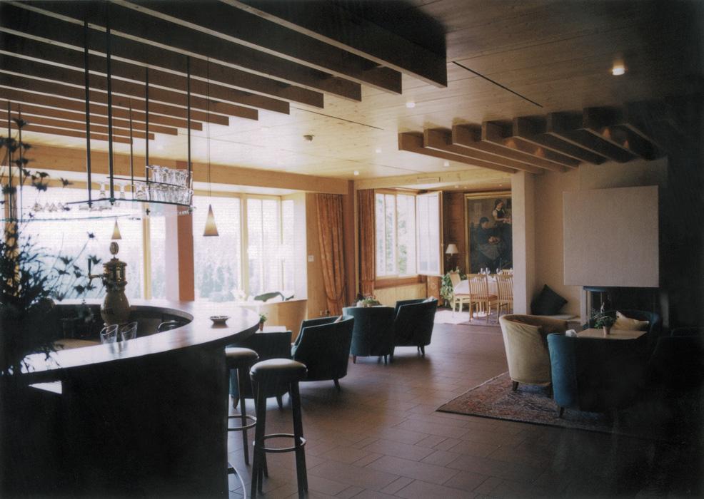 projekte hotel gastronomie berghotel halde schauinsland. Black Bedroom Furniture Sets. Home Design Ideas